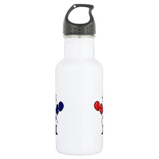 Knuckles Water Hydration System Water Bottle