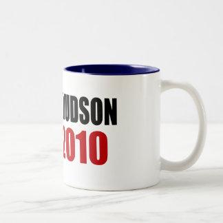 KNUDSON 2010 Two-Tone COFFEE MUG
