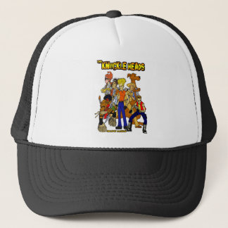 Knukle up! trucker hat
