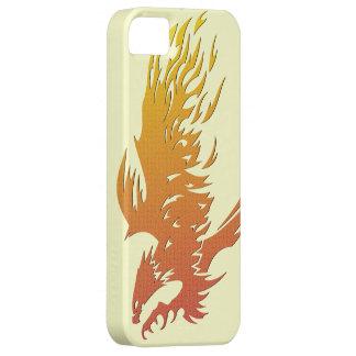 Knurled Flaming Eagle iPhone SE/5/5s Case