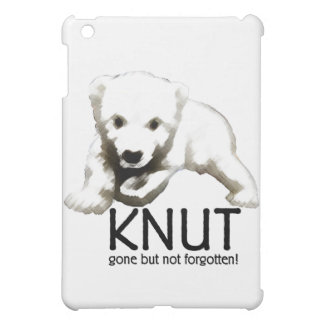 Knut Polar Bear iPad Mini Covers