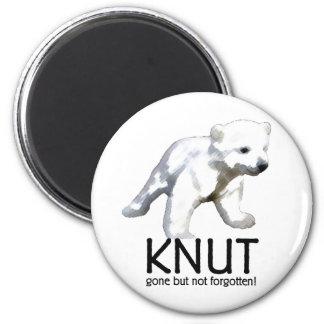 Knut Polar Bear Magnet
