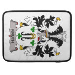 Knuth Family Crest Sleeve For MacBook Pro