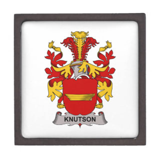 Knutson Family Crest Gift Box