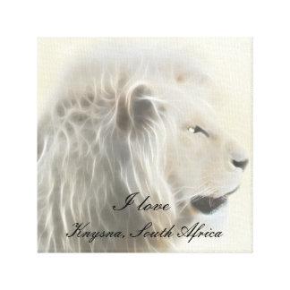 Knysna South Africa Canvas Print