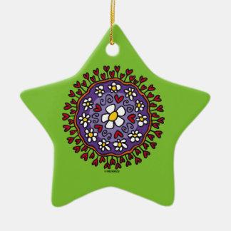 ko ceramic ornament