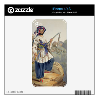 Ko-i-Staun Foot Soldiery in Summer Costume, Active iPhone 4S Skins