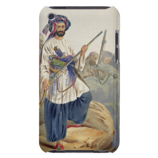 Ko-i-Staun Foot Soldiery in Summer Costume, Active iPod Touch Case-Mate Case
