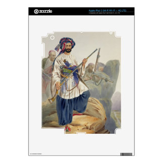 Ko-i-Staun Foot Soldiery in Summer Costume, Active Skin For iPad 3