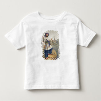 Ko-i-Staun Foot Soldiery in Summer Costume, Active T-shirt