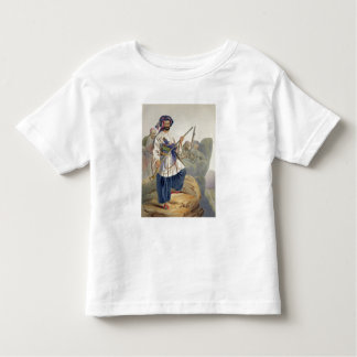 Ko-i-Staun Foot Soldiery in Summer Costume, Active Toddler T-shirt