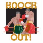 KO knock out boxing vector design Photo Cutouts