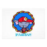 Ko-Ko/ PARTY! Persoonlijke Aankondiging