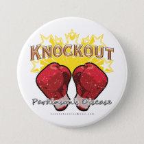 KO Parkinson's Distressed Button