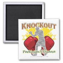 KO PD Boxer Magnet