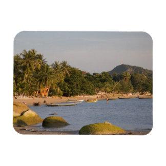 Ko Phangan, Tailandia. Fuera de la isla agitada Iman De Vinilo