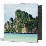 Ko Phi Phi Island on Andaman Sea, Krabi 3 Ring Binders