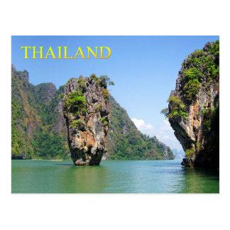 Ko Tapu, Khao Phing Kan, Tailandia Postal