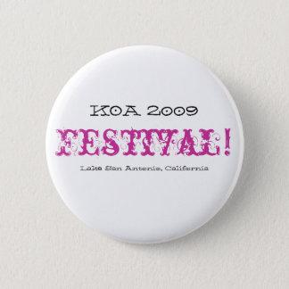 KOA 2009 Button