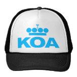 KOA 2012 - hat