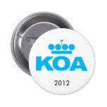KOA 2012 PIN