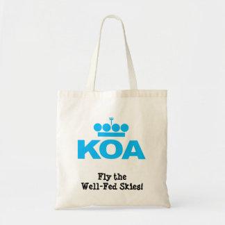 KOA 2012 TOTE BAG