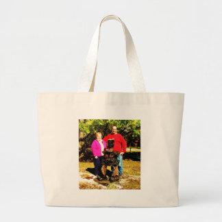 koa subjects 005 large tote bag