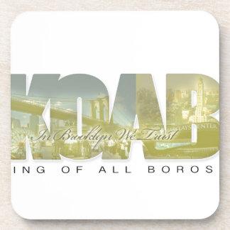 #KOAB de rey Of All Boros Posavasos De Bebidas