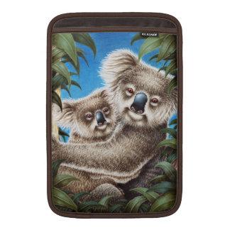 Koala and Baby Rickshaw Sleeve Sleeve For MacBook Air