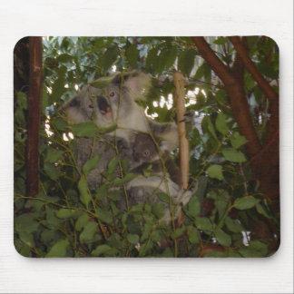 Koala and joey mouse pad