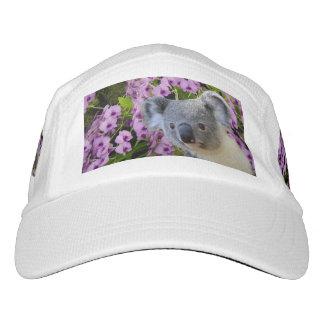 Koala and Orchids Headsweats Hat