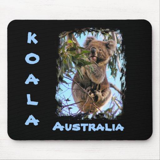 Koala Australia Mousepad
