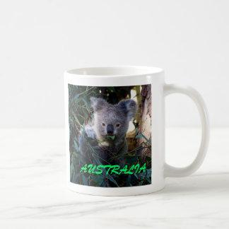 Koala, AUSTRALIA Taza De Café