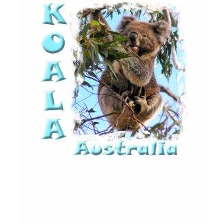 Koala Australia shirt