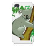 Koala - Australian Tree Living Marsupial iPhone 4/4S Case