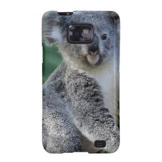 Koala australiana mimosa linda galaxy SII carcasa