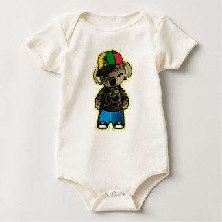 koala baby pj bodysuit