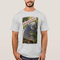 Koala Back to School Color T-Shirt