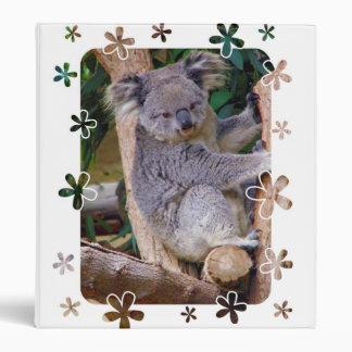 Koala Bear_ Avery Binder