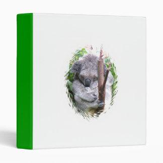 Koala Bear Binder