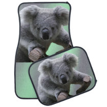 Koala Bear Car Floor Mat
