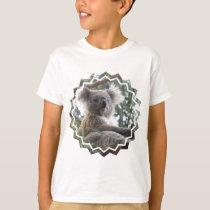 Koala Bear Facts Kid's T-Shirt