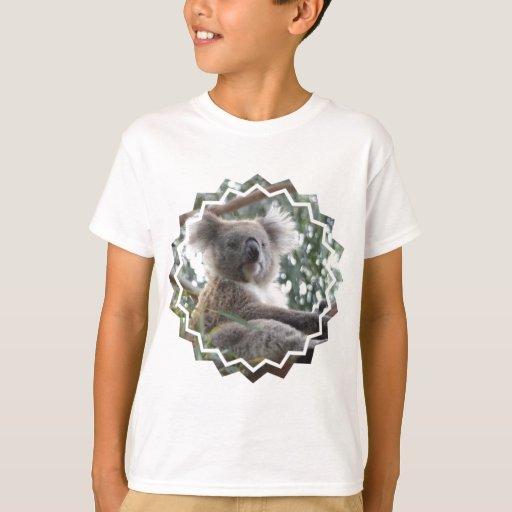 Koala Bear Facts Kid's T-Shirt | Zazzle