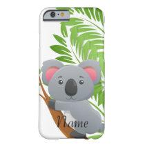 Koala Bear iPhone 6 Case