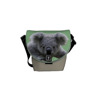 Koala Bear Mini Messenger Bag