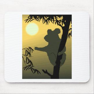 Koala Bear Mouse Pad