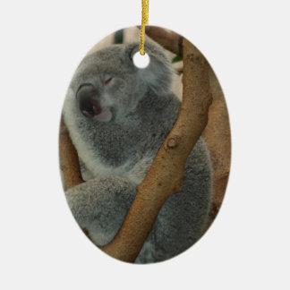 Koala Bear Christmas Tree Ornament