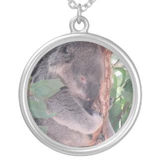Koala Bear Photo Necklace