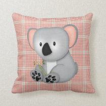 KOALA BEAR PILLOW