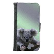 Koala Bear Samsung Galaxy S6 Wallet Case